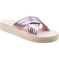 Shoes Women Mules Rocket Dog MOONSH Moon Shimmy Pink