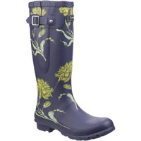 Shoes Women Wellington boots Cotswold Windsor Flower