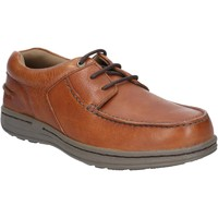 Shoes Men Derby Shoes Hush puppies HPM2000-16-6 Winston Victory Tan