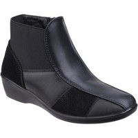Shoes Women Ankle boots Fleet & Foster Festa Black