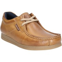 Shoes Men Derby Shoes Base London LN12 240 40 Event Tan