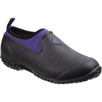 Shoes Women Water shoes Muck Boots M2LW-500 Muckster II Low Black and Purple