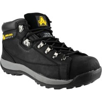 Shoes Women Mid boots Amblers Safety N5061A2 FS123 Black