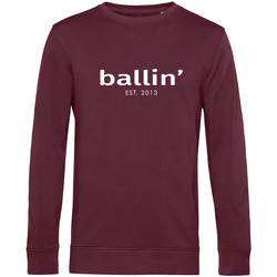 Clothing Men Sweaters Ballin Est. 2013 Basic Sweater Red