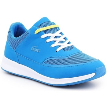 Shoes Women Low top trainers Lacoste Chaumont Lace Blue