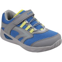 Shoes Children Fitness / Training Hi-Tec O005526/051 Thunder Grey and Colbalt and Limoncello