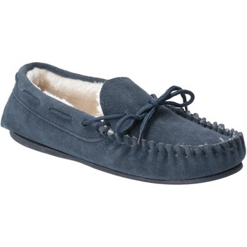 Shoes Women Slippers Hush puppies HPW1000-69-3-3 Allie Navy
