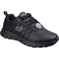 Shoes Women Fitness / Training Skechers SK76576EC Sure Track Black