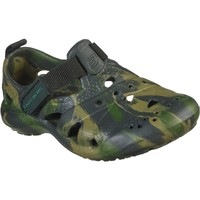 Shoes Boy Outdoor sandals Skechers 400063NCAMO21 Cali Gear Koolers Camo