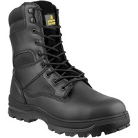 Shoes Men High boots Amblers Safety FS008 Black