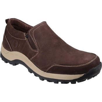 Shoes Men Slippers Cotswold SHEEPSCOMBE-BRN-40 Sheepscombe Brown