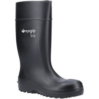 Shoes Wellington boots Amblers Safety AS1004 Black