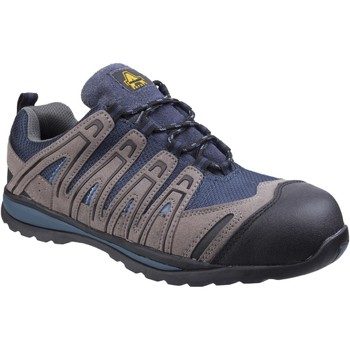 Shoes Men Running shoes Amblers Safety FS34C Blue