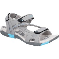 Shoes Women Outdoor sandals Cotswold WS3764-GRY-36 Whichford Grey and Light Blue