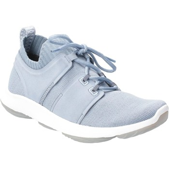 Shoes Women Low top trainers Hush puppies HW06598-428-3 World Dusty Blue