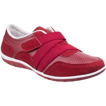 Shoes Women Slip-ons Fleet & Foster BELLINI-RED-36 Bellini Red