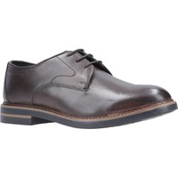 Shoes Men Derby Shoes Base London TZ01251-40 Wayne Burnished Cocoa