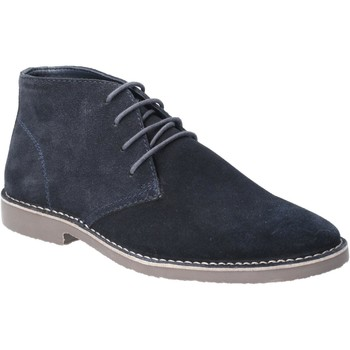 Shoes Men Mid boots Hush puppies HPM2000-74-1-6 Freddie Navy