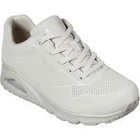 Shoes Women Low top trainers Skechers 73690-OFWT-03 Uno Stand On Air Off White