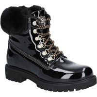 Shoes Women Ankle boots Darkwood DW7091W0186FNA Birch Black and Pewter