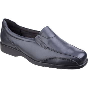 Shoes Women Loafers Amblers Merton Navy