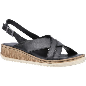 Shoes Women Sandals Hush puppies HPW1000-116-1-3 Elena Black