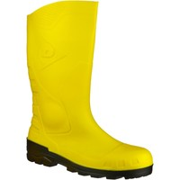 Shoes Wellington boots Dunlop Devon Yellow and Black