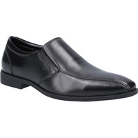 Shoes Boy Loafers Hush puppies HPM2000-114-1-1 Ellis Black