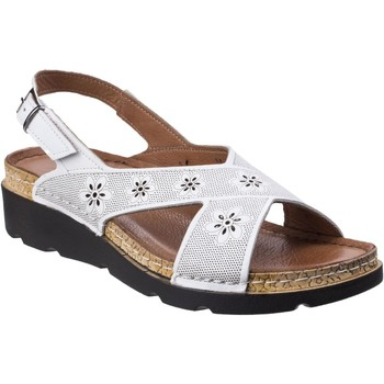 Shoes Women Sandals Riva Di Mare Serafina Leather White