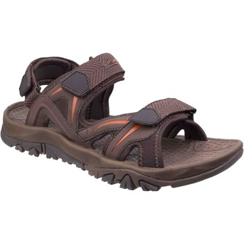 Shoes Men Outdoor sandals Cotswold Cutsdean Brown and Orange