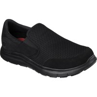 Shoes Men Slip-ons Skechers 77048EC-BBK-6 Flex Advantage - McAllen Sr Black