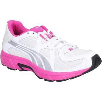 Shoes Women Fitness / Training Puma Axis V3 Ladies White and Pink