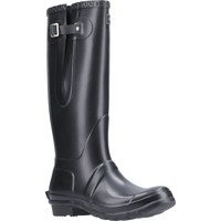 Shoes Women Wellington boots Cotswold Windsor Welly Black