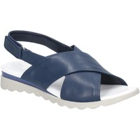 Shoes Women Sandals The Flexx E1539_01 SB-NVY-3 Pina Tivoli Navy