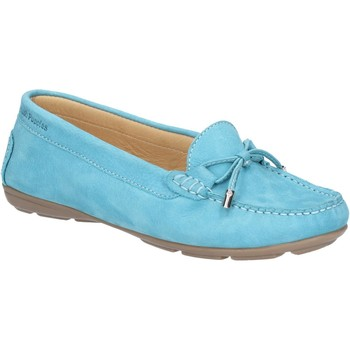Shoes Women Loafers Hush puppies HPW1000-18-3 Maggie Sky Blue