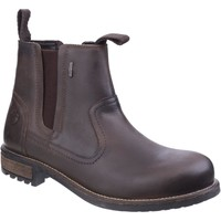 Shoes Men Walking shoes Cotswold 3007WP Worcester Brown