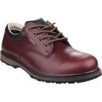Shoes Men Derby Shoes Cotswold J3608F1 Stonesfield Chestnut