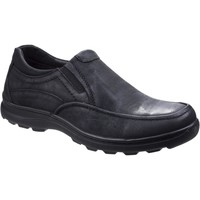 Shoes Men Loafers Fleet & Foster Goa Black