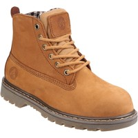 Shoes Men Boots Amblers Safety FS103 Tobacco