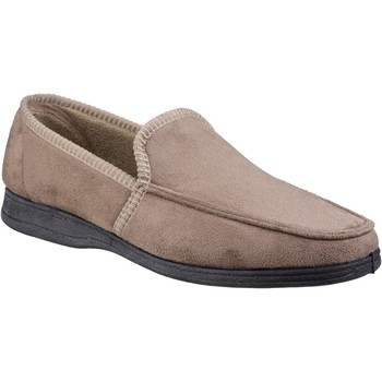 Shoes Men Slippers Fleet & Foster Dakis Beige