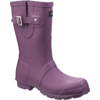 Shoes Women Wellington boots Cotswold Windsor Purple