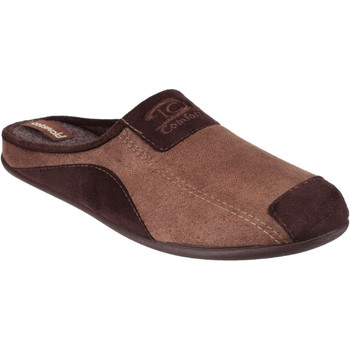 Shoes Men Slippers Cotswold Westwell Brown