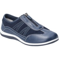 Shoes Women Derby Shoes & Brogues Fleet & Foster Mombassa Navy