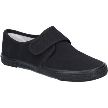 Shoes Children Tennis shoes Mirak Plimsolls Black