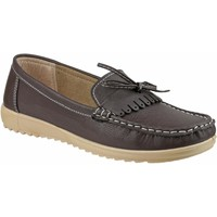 Shoes Women Loafers Fleet & Foster Elba Brown