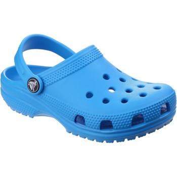 Shoes Children Clogs Crocs 204536-456 Classic Kids Ocean