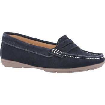 Shoes Women Loafers Hush puppies HPW1000-128-3-3 Margot Navy