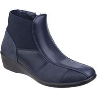 Shoes Women Ankle boots Fleet & Foster Festa Navy