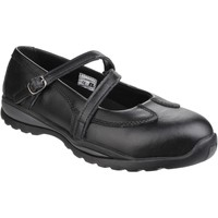 Shoes Women Derby Shoes & Brogues Amblers Safety FS55 Black