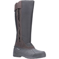 Shoes Women Wellington boots Cotswold F99286COT Blockley Brown